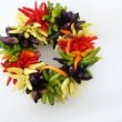 Cayenne Pepper Wreath