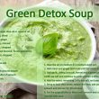 green detox soup recipe
