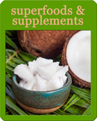 All Natural Supplements, Superfoods , Nutrient-Rich To Get More Energy