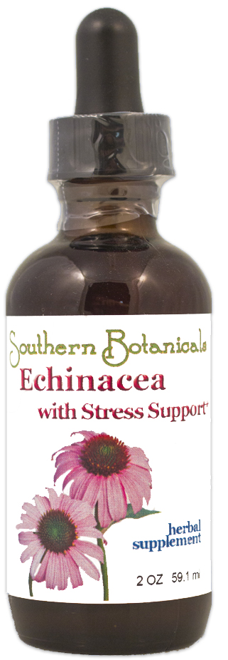 Echinacea with Stress Support