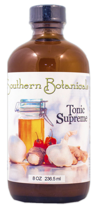 Tonic Supreme whole food supplement