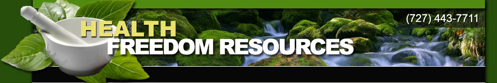 Health Freedom Resources is the website of Southern Botanicals, who manufactures organic and wild-crafted Herbal Remedies for cleansing and detoxifying the body and supporting the heart, immune system, men�s/women�s hormones, eyes, liver, kidney, blood and intestinal system. We also offer whole food, superfood supplements and raw low-temp dehydrated foods, books on improving health through nutrition and other natural methods.