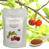Acerola Cherry, Freeze-Dried Natural Vitamin C