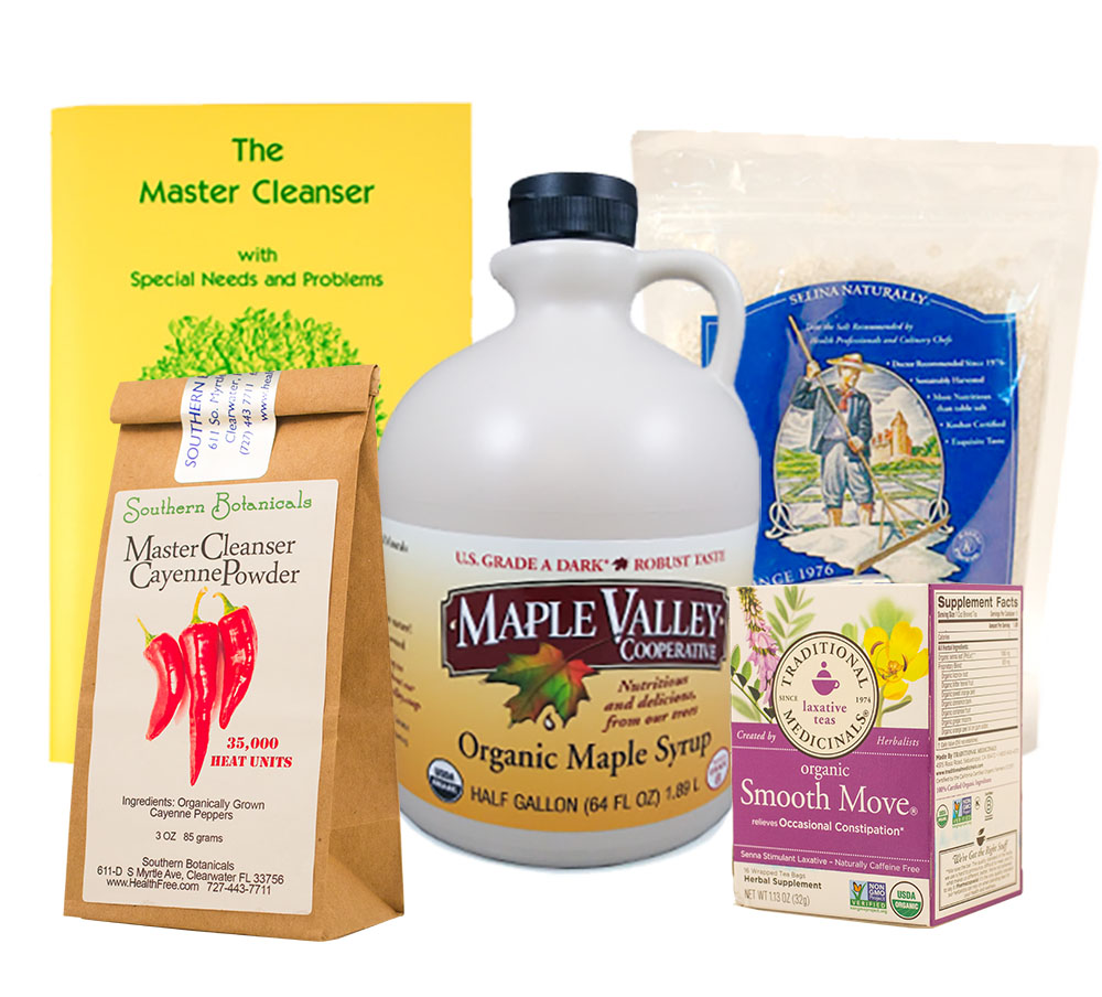 The Master Cleanse Lemonade Diet