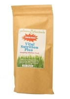 Vital Nutrition Plus in resealable environment-friendly bag