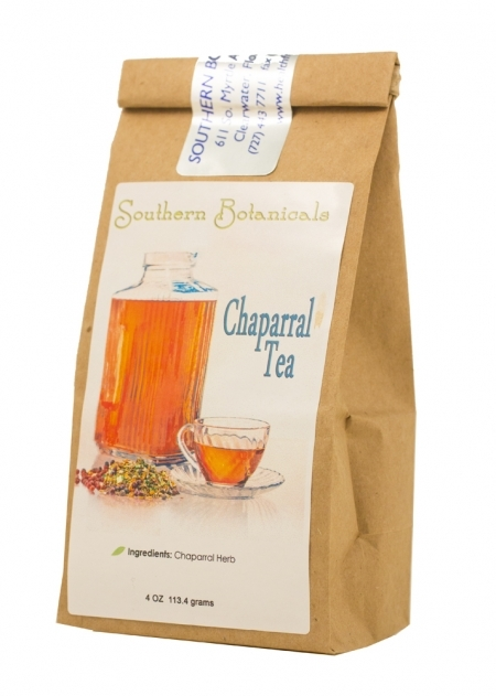 Chaparral Tea
