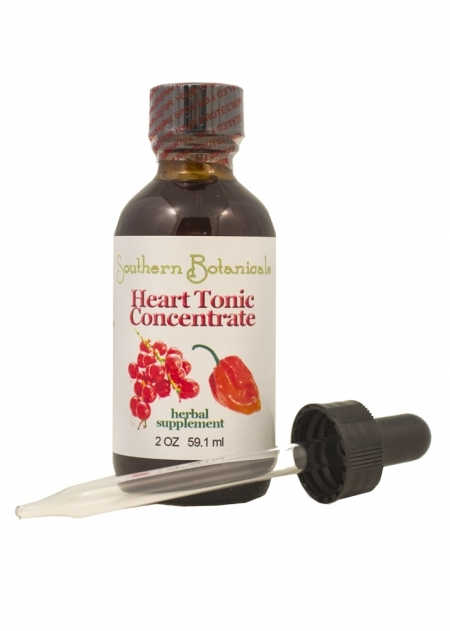 Heart Tonic Concentrate With Hawthorn Berry Amp Cayenne Pepper