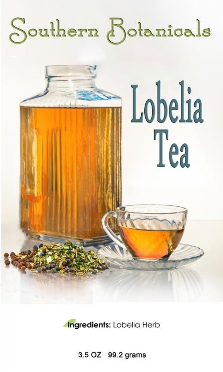 Lobelia Tea 35 Oz Dry Herb