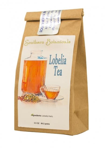 how to make lobelia tea