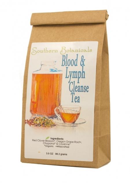 Blood Amp Lymph Cleanse Tea