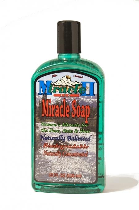 Miracle Ii Soap Pure Natural